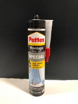 Pattex Montage Kleber SPECIAL transparent